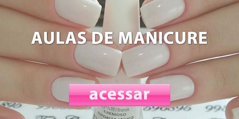 aulas manicure