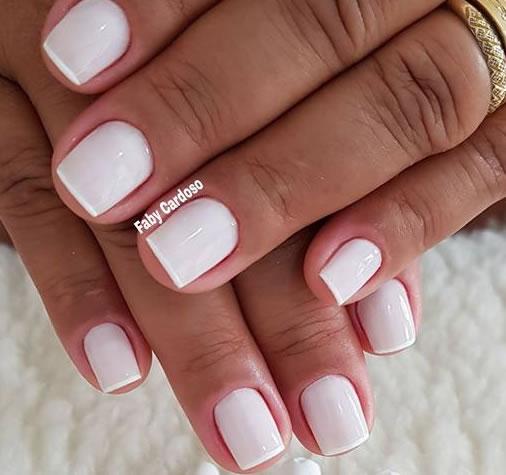 Curso Manicure Branco